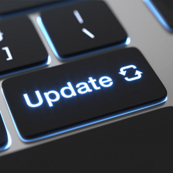 How do you know when it is time to update your website