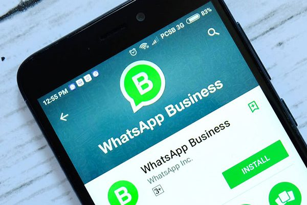 How does Whatsapp Business App help Sales