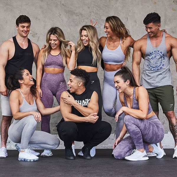 How Did GymShark Become A Billion-Dollar Brand in Just A Few Years?