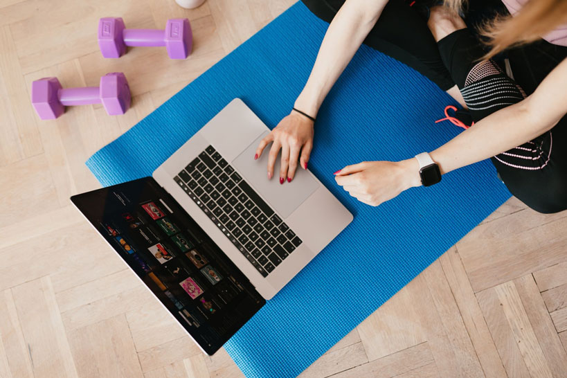 How Health and Fitness App Exercises are using AI for Competitive Advantage